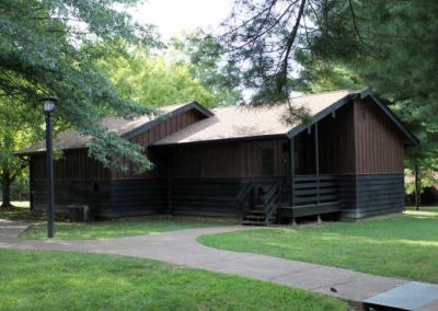 Giant City Lodge Cabins