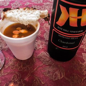 Wine & Food Pairing: Shawnee Hills Wine Trail