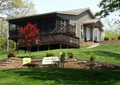 Cabin Rentals in Southern Illinois