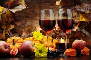 Red Wines - Autumn Inspirations