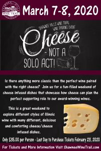 Cheese-Not a Solo Act Poster